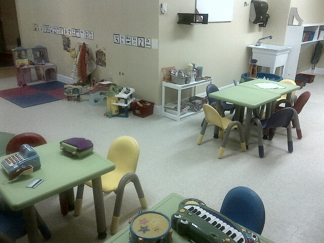 Care And Fun Child Center Pre School Room